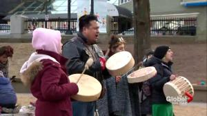 Haligonians hold vigil for Tina Fontaine
