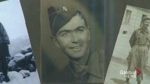 Family and friends gather in Saint John to remember the life of retired sergeant