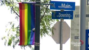 City of Moncton to paint rainbow crosswalks in the downtown area