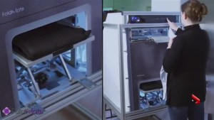This laundry folding robot will change your life