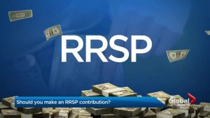 Should you hustle to make an RRSP contribution?