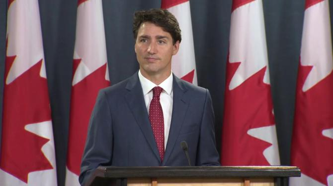 Justin Trudeau won't compromise Canadian values for seat on UN Security Council