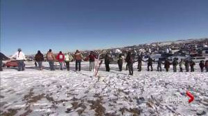 Rare victory for Standing Rock activists