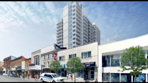 Supporters of Kingston's Capitol condo highrise explain the positive side.