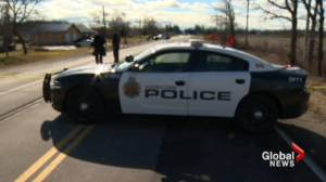 Man charged with 2nd-degree murder after driveway confrontation near Hamilton