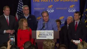 "Midterm Elections: Mike Braun says politics ""too nasty on both sides"""