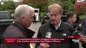 'Shocking': County official reacts to Pittsburgh synagogue shooting