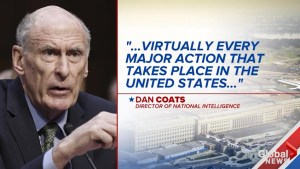 Heads of U.S. intelligence agencies continue to sound alarm about Russia