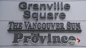 Layoff notices issued at Vancouver Sun and Province newspapers