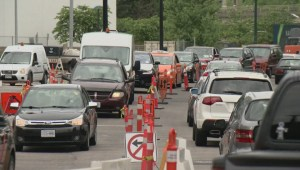 Weekend traffic woes ahead