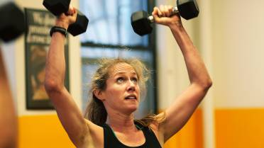 Women who want to lift heavy feel forced into co-ed sections