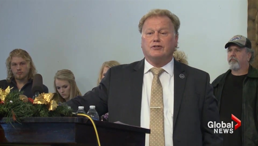 Dan Johnson's Widow Calls Molestation Accusations 'High-Tech Lynchings'