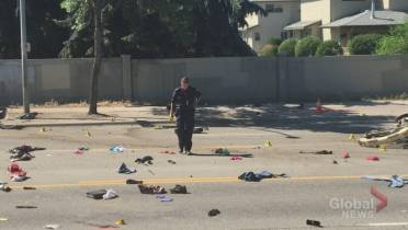 Single-vehicle accident closes Highway 33 - Okanagan