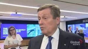 John Tory confident economy can accommodate unemployed Oshawa GM employees