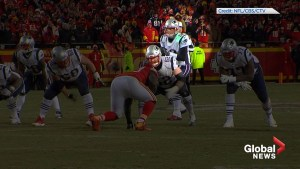 NFL to investigate after apparent laser pointed at Tom Brady during AFC Championship