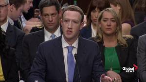 Facebook's AI tools doing better job at protecting elections claims Zuckerberg