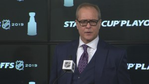 RAW: Winnipeg Jets Paul Maurice Post Game Reaction – Apr. 10