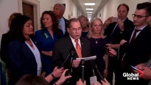 Committee considering citation to compel Barr to comply with subpoena for full Mueller report: Nadler