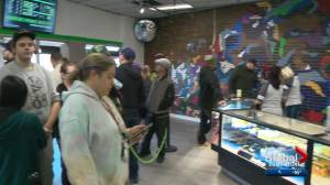 Edmonton City Council discusses rules about where cannabis stores can open