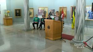 Saskatchewan recognizes Green Shirt Day to encourage organ donation
