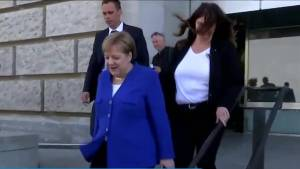 Germany's coalition government avoids collapse after talks