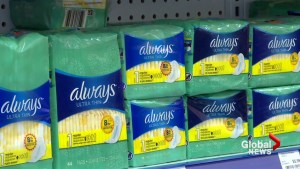 Halifax considering making menstrual products free at municipal facilities