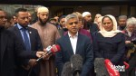 New Zealand shooting: London mayor pays tribute to mosque attack victims