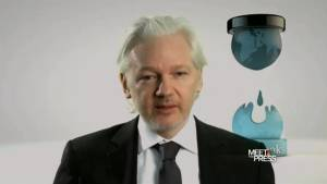 WikiLeaks would protect sources in U.S. government if given 'verified' and 'accurate' information: Julian Assange