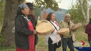 'These women aren't forgotten:' Enderby ceremony remembers missing and murdered Indigenous women
