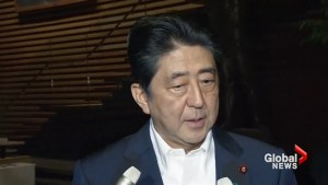 Japan calls national security meeting after missile reportedly fired by North Korea