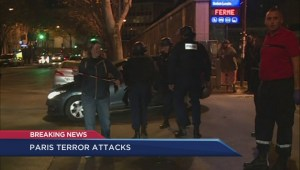Paris terror attacks retaliation from ISIS