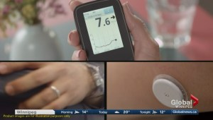 A new pain-free way for those living with diabetes to measure their blood glucose
