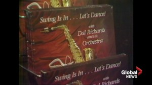 Archive: Dal Richards releases 'Swing is In…Let's Dance' in 1982