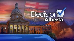 Alberta election Day 8