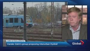 Bill Vander Zalm's group propose alternative to Surrey to Langley LRT SkyTrain option