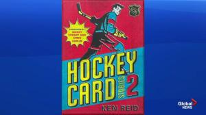 Ken Reid talks Hockey Card Stories 2