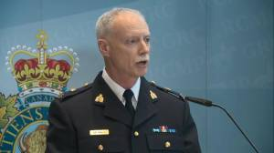 Policing drug-impaired driving 'not new to us:' Alberta RCMP (02:07)