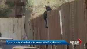 Trump immigration policy separates kids from parents
