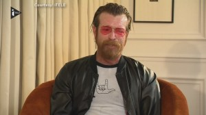 Eagles of Death Metal singer offers gun control views during emotional interview