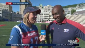 Montreal Alouettes prepare for upcoming season