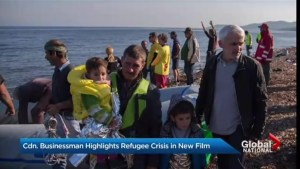 Canadian film depicts plight of refugees
