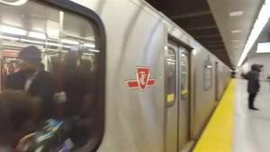 Toronto-York Spadina subway extension officially opens