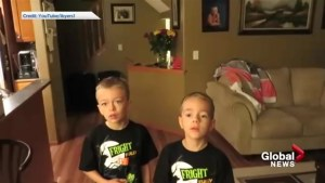 Kids disappointed about going to Disney World instead of Winnipeg