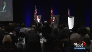 NAFTA talks the big discussion at Global Business Forum in Banff