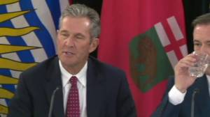 Pallister speaks about creating economic opportunity for Indigenous Canadians