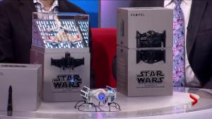 Limited edition Star Wars advance battle drones