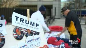 Donald Trump rally comes to Buffalo; protesters gather outside venue