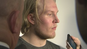 RAW: Winnipeg Jets Patrik Laine Post Game Reaction – Apr. 10