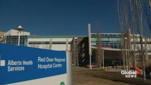 Patients wait as officials scramble to fix ER's at Red Deer Regional Hospital