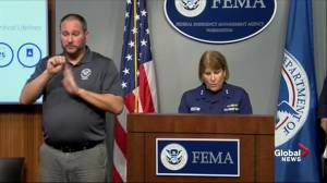 Hurricane Florence: Coast Guard deploys 20% of total air assets